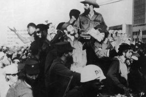Convirtió a Cuba en el primer país comunista en el hemisferio occidental Foto:Getty Images. Imagen Por: