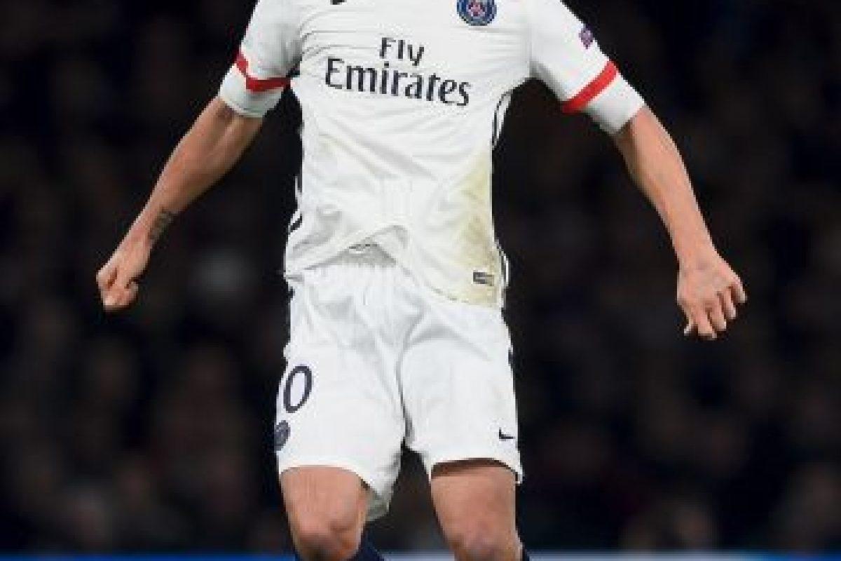 Zlatan Ibrahimovic llegaría al club gratis, pues termina contrato con PSG Foto:Getty Images. Imagen Por: