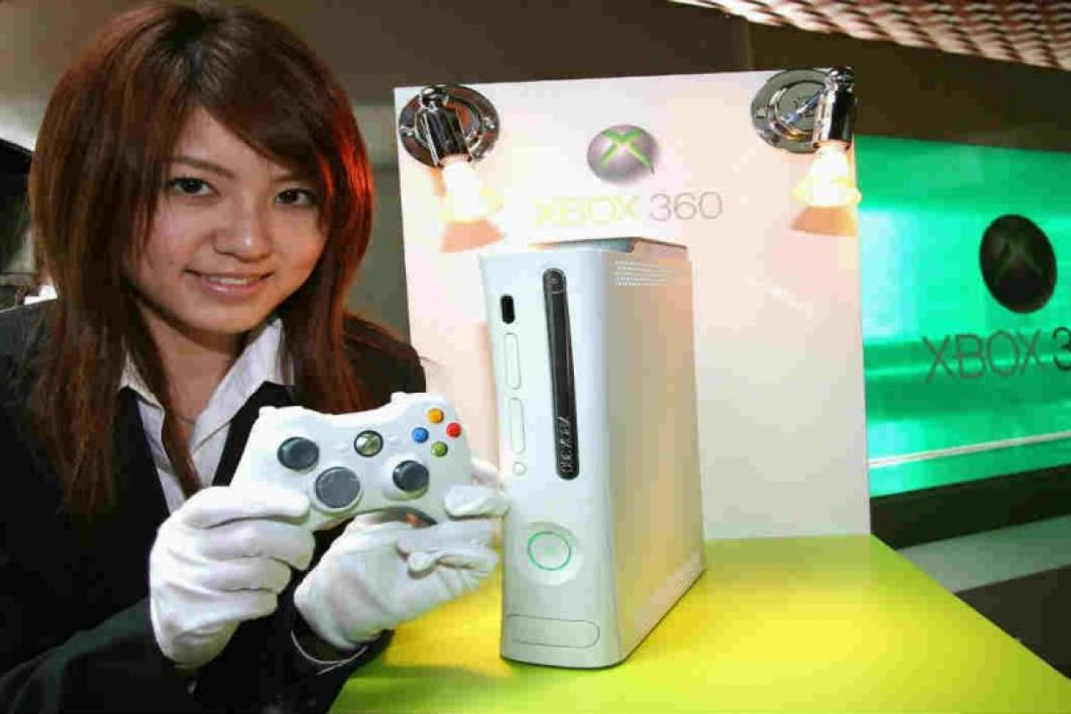 La Xbox predecesora de la 360 fue presentada en 2001. Foto:Getty Images. Imagen Por: