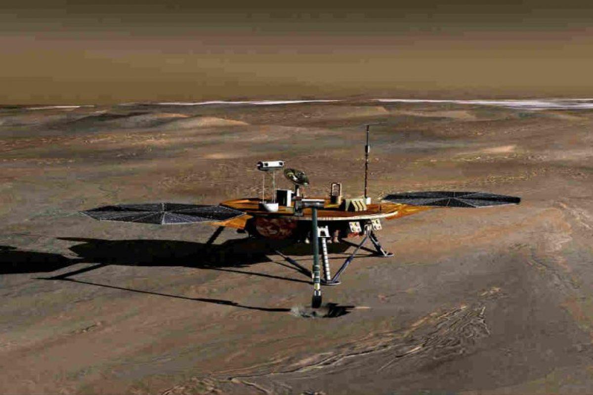 Sin embargo, han existido misiones que lograron mandar dispositivos para explorar. Foto:Getty Images. Imagen Por: