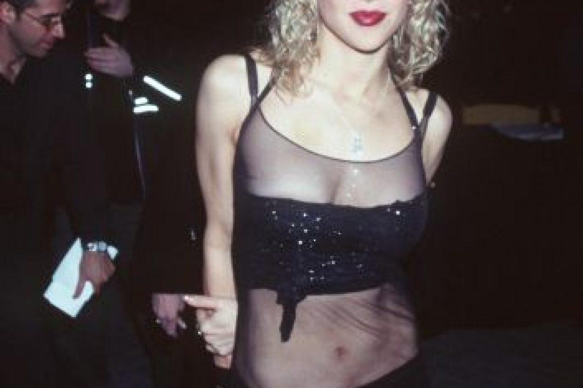Así lucía Courtney en 1999 Foto:Getty Images. Imagen Por: