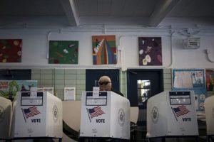 Así fueron las primarias en Nueva York. Foto:vía Getty Images. Imagen Por: