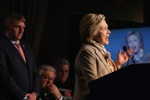 Hillary Clinton derrotó a Bernie Sanders. Foto:vía Getty Images. Imagen Por:
