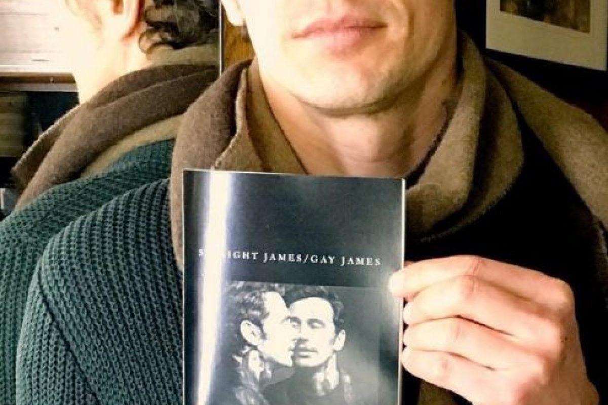 Fotos que demuestran la vida diaria de James Franco Foto:Vía Instagram/@jamesfrancotv. Imagen Por: