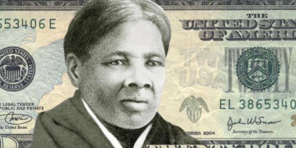 El rostro de una esclava aparecerá en el billete de 20 dólares