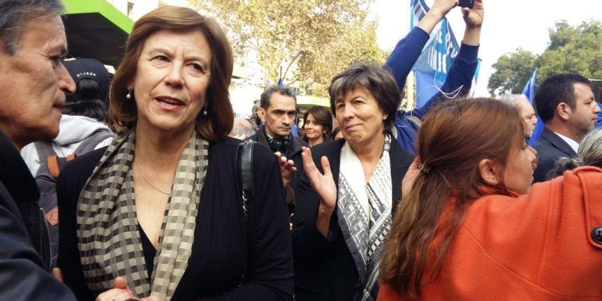 """Isabel y Mariana Aylwin: """"Fue impactante ver tanto cariño de la gente"""""""