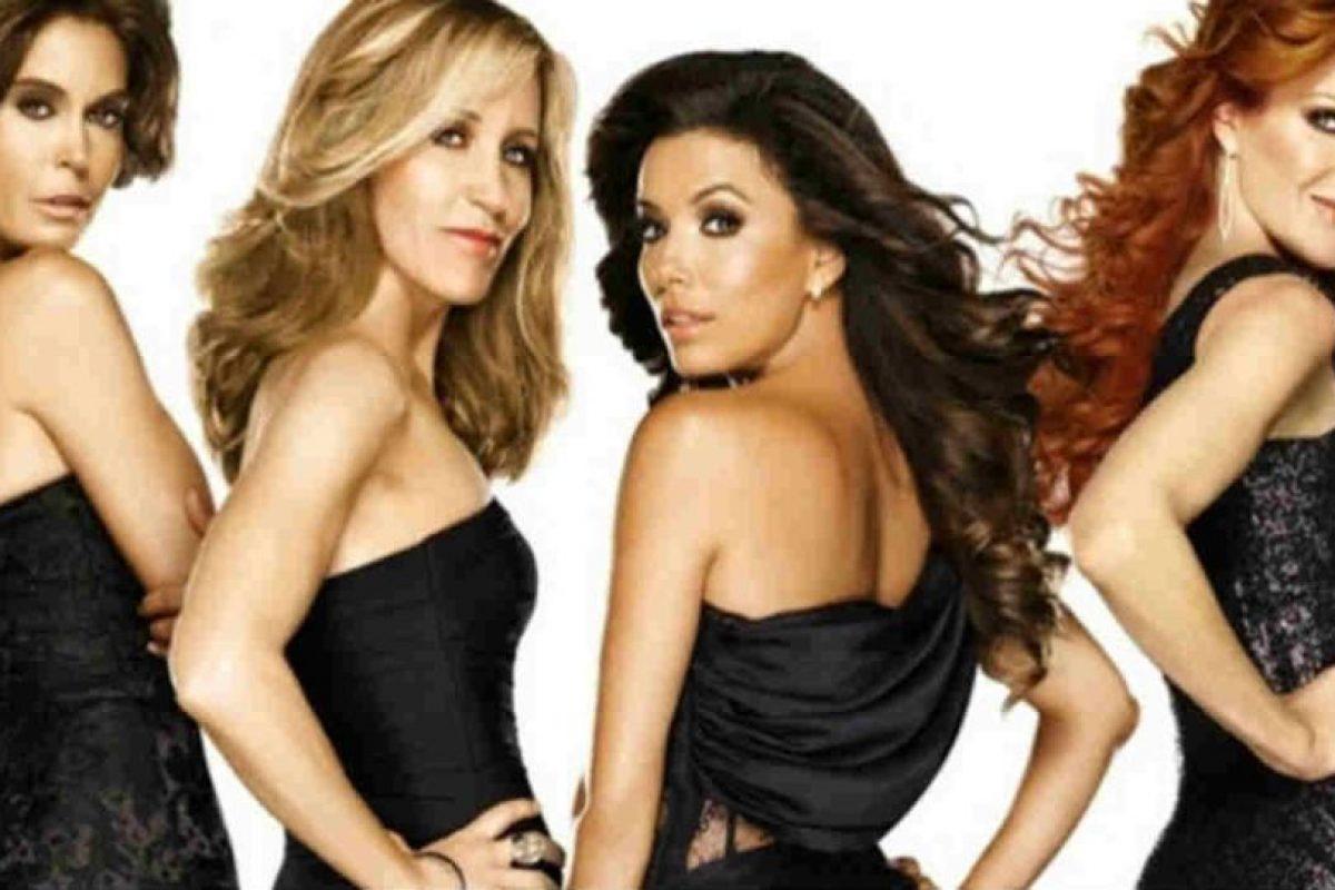 3.- Esposas Desesperadas Foto:ABC. Imagen Por: