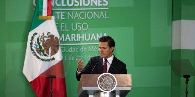 Presidente de México propone medidas para liberalizar uso de marihuana
