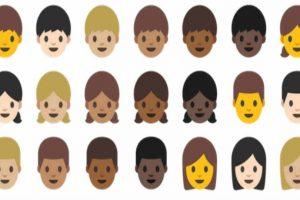 Así como una chica embarazada. Foto:Emojipedia. Imagen Por: