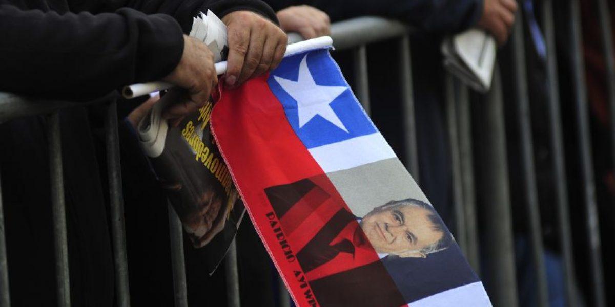 Así serán los desvíos en el centro de Santiago por los homenajes al ex Presidente Aylwin