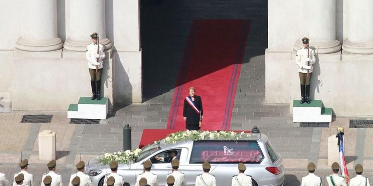 El gesto especial de Bachelet a Aylwin y la DC en La Moneda