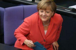 Angela Merkel. Política alemana que desempeña las funciones de canciller de su país desde 2005 Foto:Getty Images. Imagen Por: