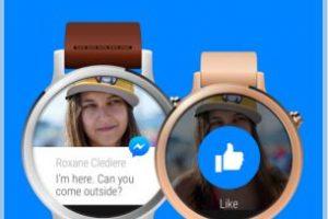 También está disponible para los relojes inteligentes. Foto:Messenger. Imagen Por: