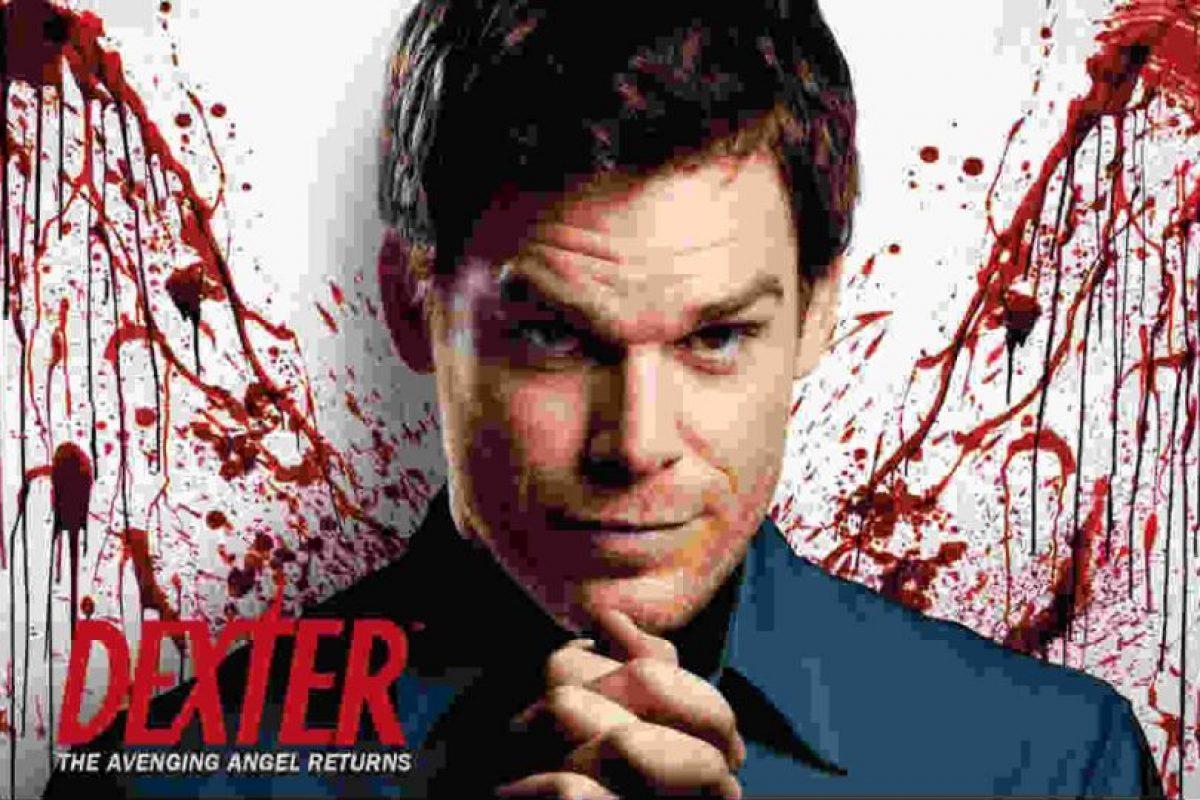 4.- Dexter Foto:Showtime. Imagen Por: