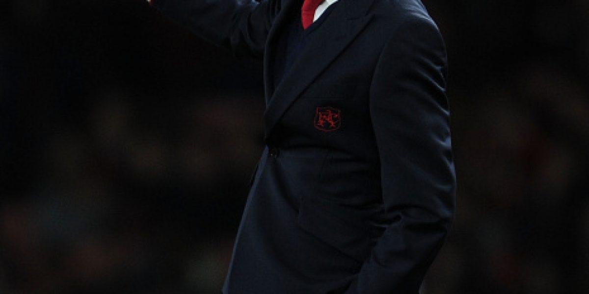 Wenger elogia el rendimiento de Alexis: