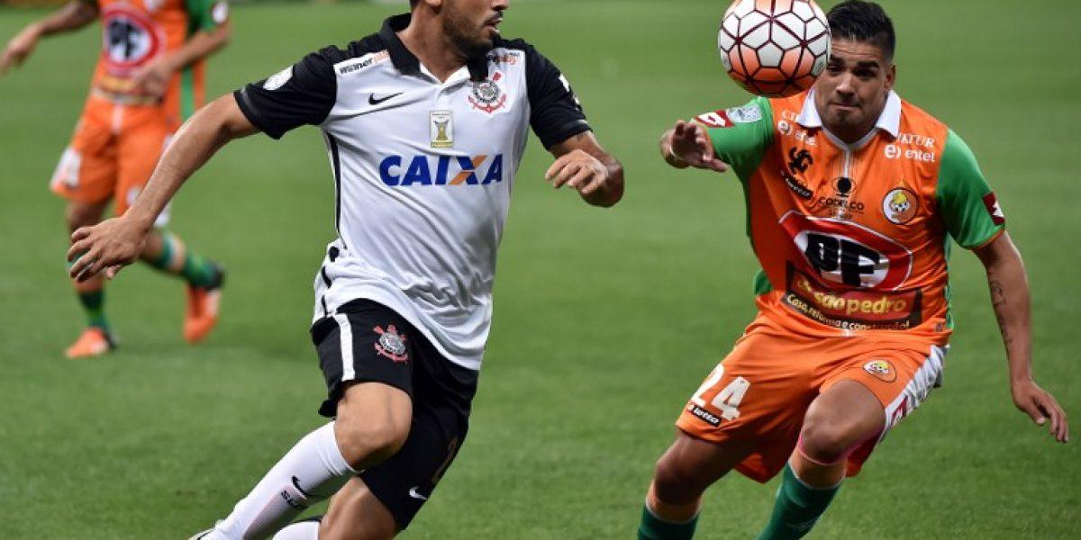 Cobresal se despide de la Libertadores siendo pisoteado por el poderoso Corinthians