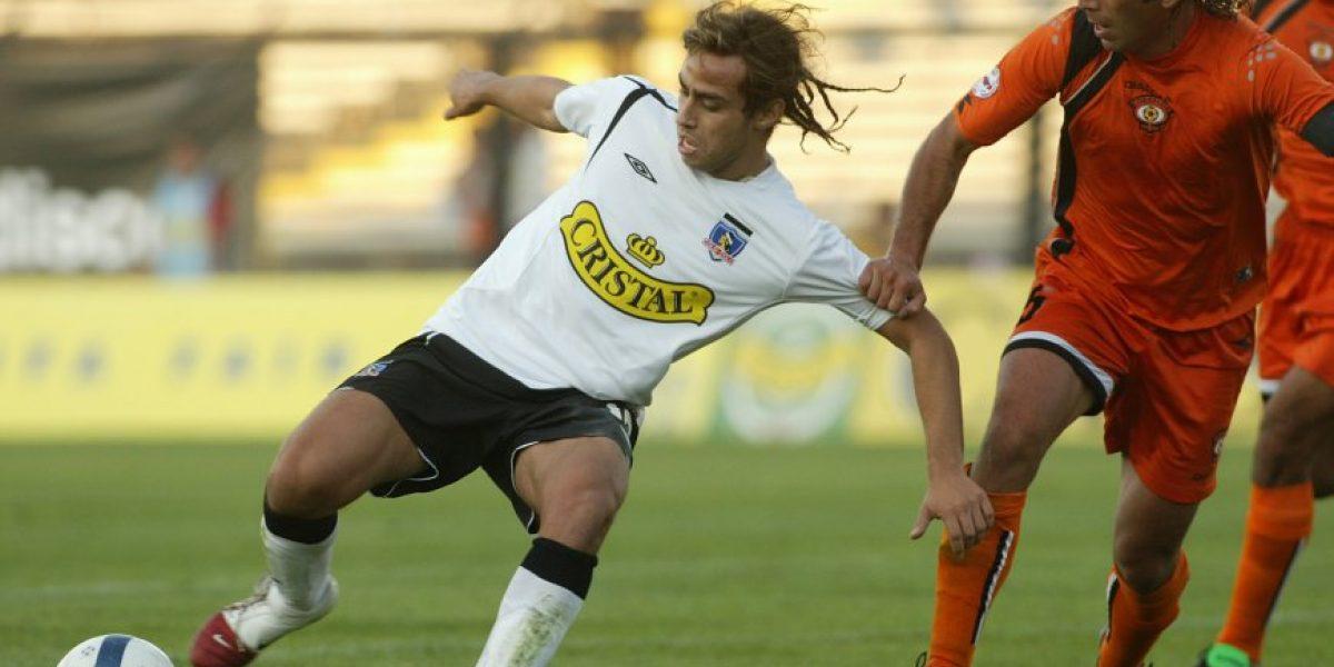 Valdivia y su regreso a Colo Colo: