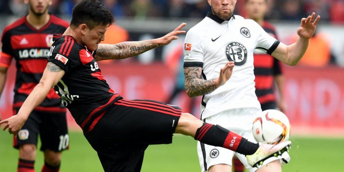 Charles Aránguiz y su presente en Bayer Leverkusen: