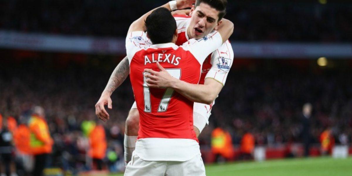 Minuto a minuto: Arsenal recibe a West Brom con el fin de asegurar un lugar en la próxima Champions
