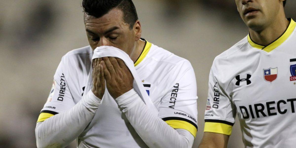 En Colo Colo se empiezan a despedir del título: