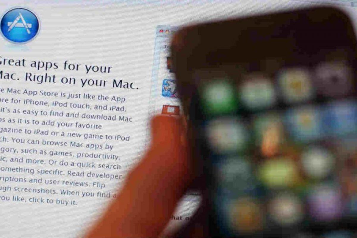 Y hoy en día, no puede existir un smartphone sin ellas. Foto:Getty Images. Imagen Por: