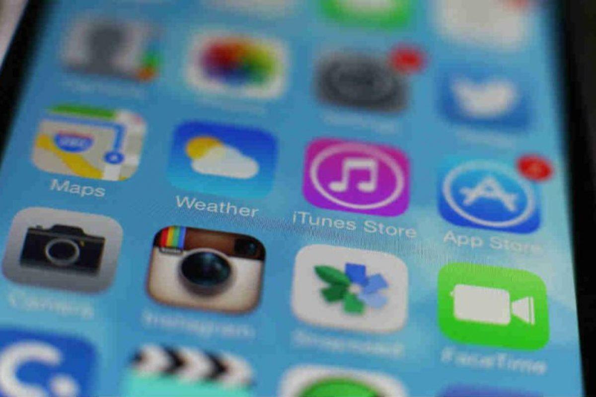 """Las primeras """"apps"""" datan de finales de los años 90. Foto:Getty Images. Imagen Por:"""