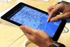 """Cuando llegaron iPhone y Android, el """"boom"""" de las aplicaciones estalló. Foto:Getty Images. Imagen Por:"""