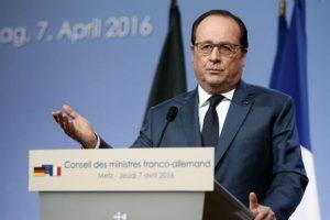 Francois Hollande. Político francés que desde 2012 es el presidente de Francia. Foto:Getty Images. Imagen Por: