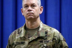 Sean MacFarland. General del Ejército de Estados Unidos. Foto:Getty Images. Imagen Por: