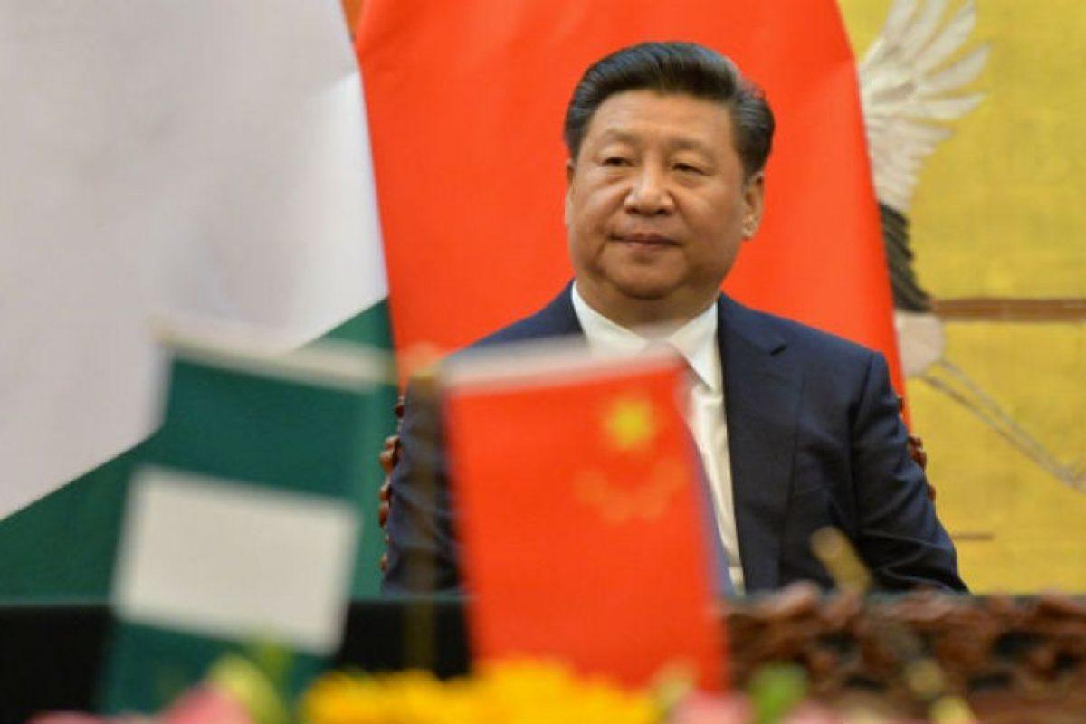 Xi Jinping. Presidente de la República Popular China. Foto:Getty Images. Imagen Por: