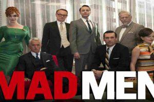 7.- Mad Men Foto:AMC. Imagen Por: