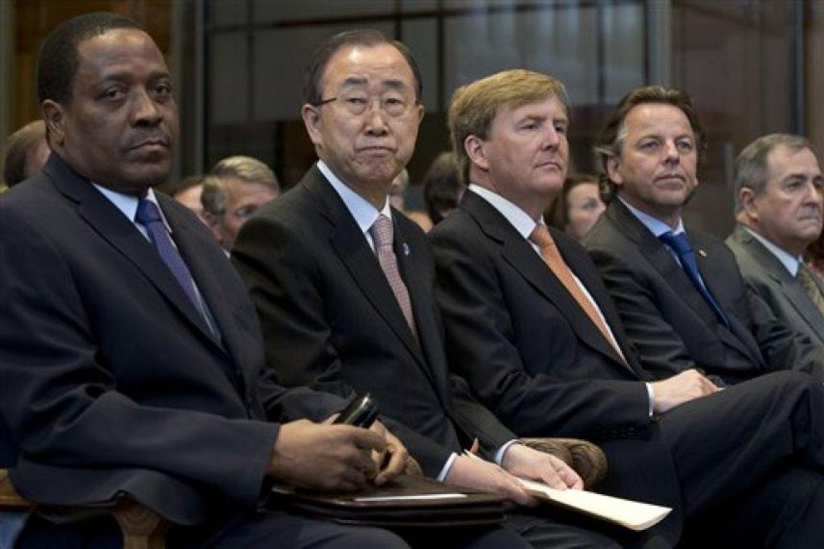 Sesión Especial de la Asamblea General de la ONU Foto:AP. Imagen Por: