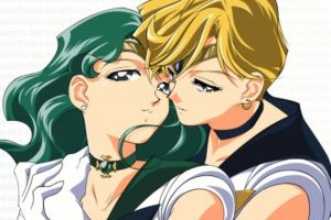 La temporada de Sailor Moon Super S se iba a tratar originalmente de Sailor Urano y Neptuno Foto:Toei. Imagen Por: