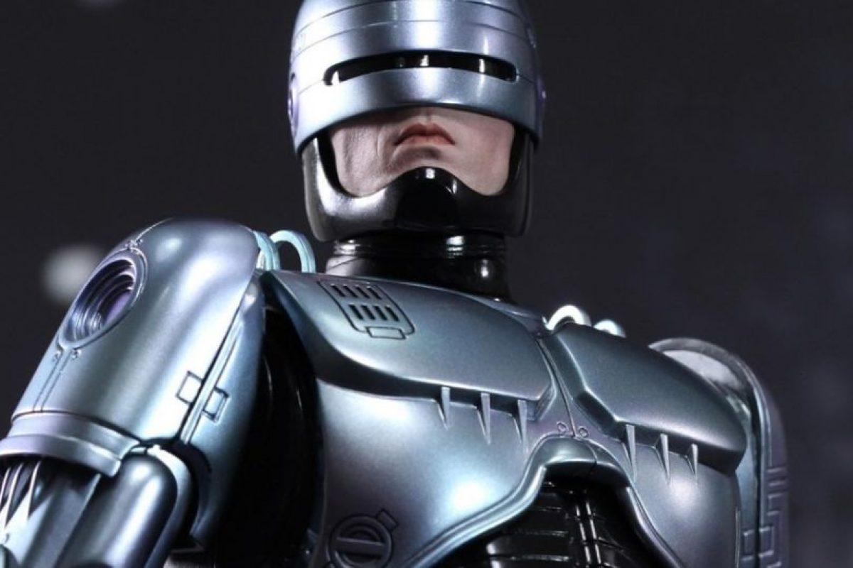 En varios capítulos hay referencias a Robocop. Foto:Orion. Imagen Por: