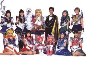 """De 2003 a 2004 existió la serie live action llamada """"Pretty Guardian Sailor Moon"""", que se transmitía en Japón en las mañanas. Foto:CBC. Imagen Por:"""