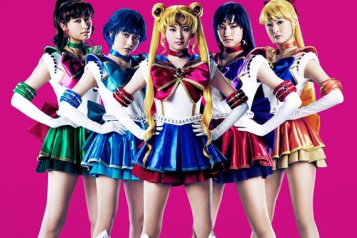Han existido musicales de Sailor Moon desde 1993 hasta 2004. Se han hecho otros más para el aniversario número 20. Foto:BANDAI. Imagen Por: