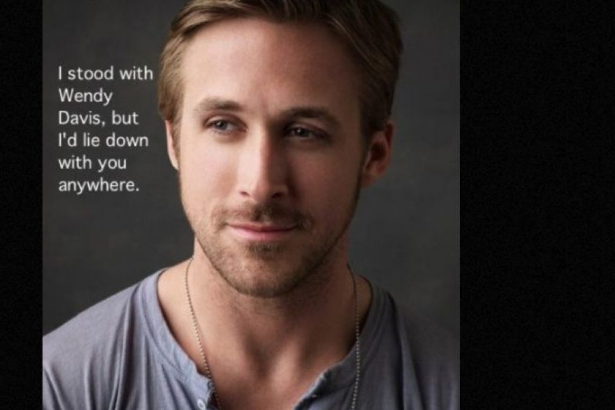 Ryan Gosling ha inspirado libros. Foto:vía Tumblr. Imagen Por: