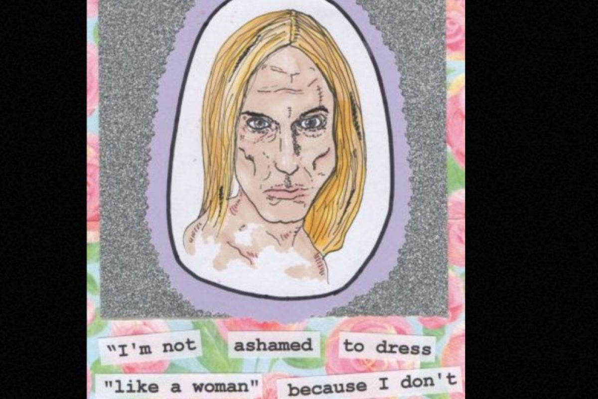 """""""No me avergüenza vestirme como mujer porque no es vergonzoso ser mujer"""" Foto:vía Hurricane Girls. Imagen Por:"""