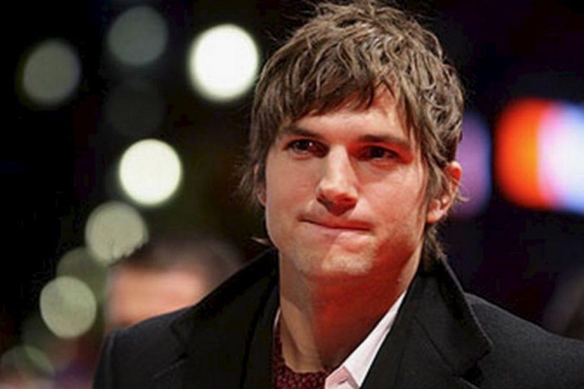 """""""El punto de hablar de sexo es cómo las mujeres disfrutan de este"""", dice Ashton Kutcher. Foto:vía Getty Images. Imagen Por:"""