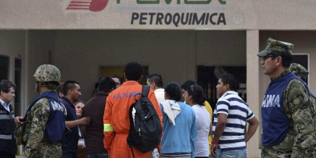 Se elevan a 24 los muertos por la explosión en una petroquímica en México