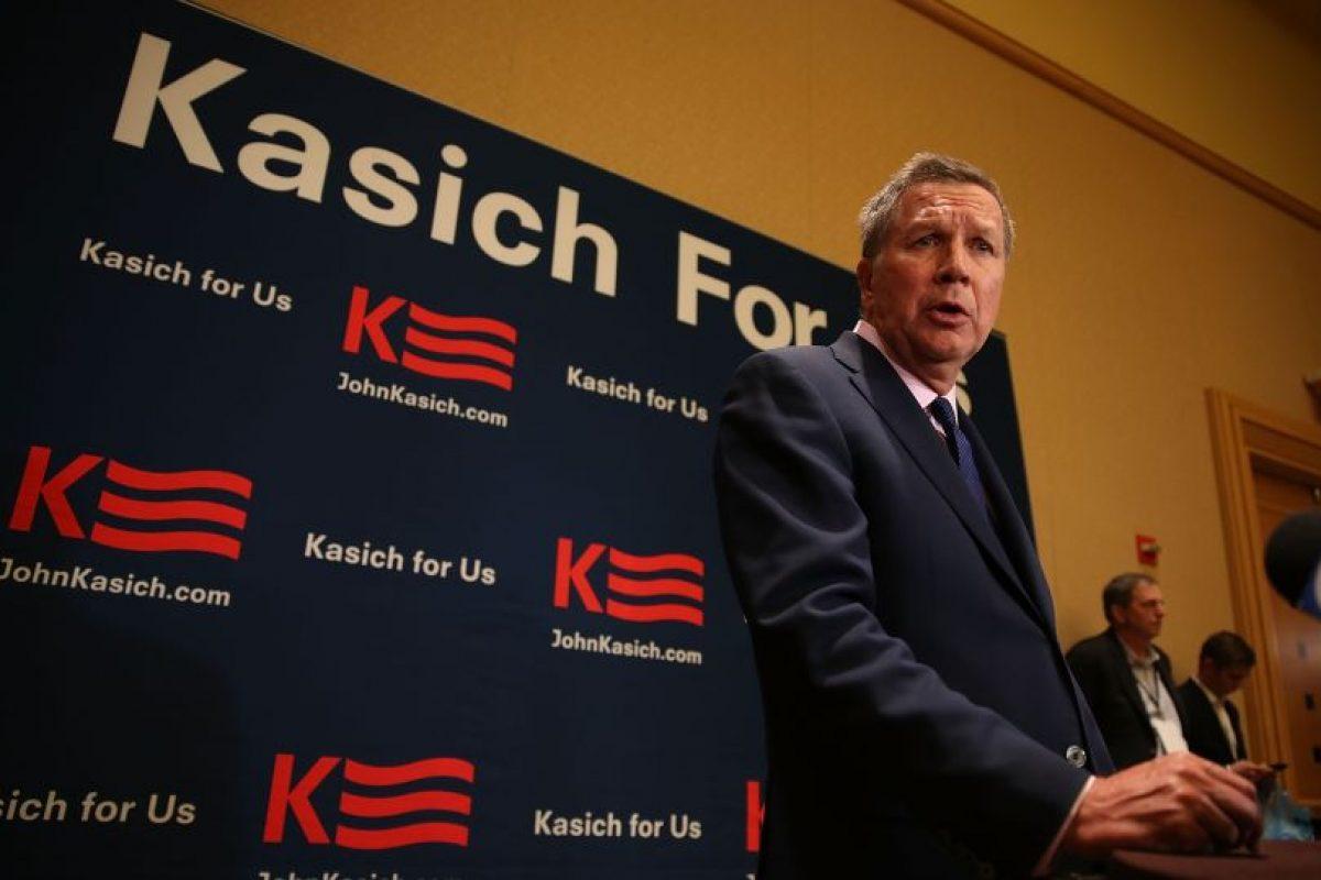 John Kasich Foto:AFP. Imagen Por: