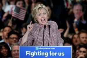 Hillary Clinton Foto:Efe. Imagen Por: