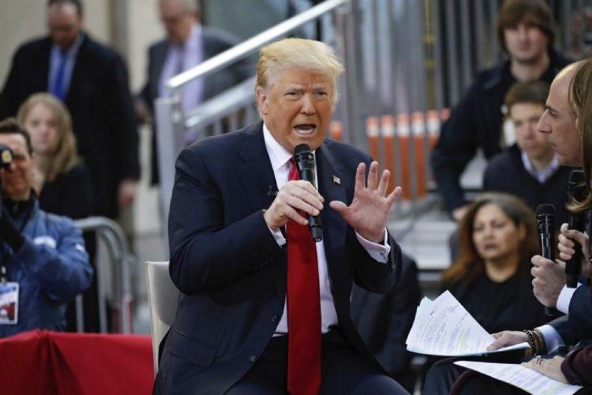 Donald Trump. Imagen Por: