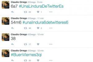 Foto:Twitter @Orrego. Imagen Por: