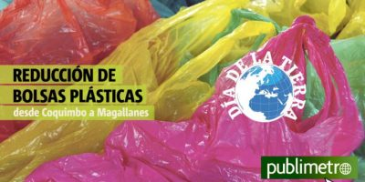 Infografía: reducción de bolsas plásticas