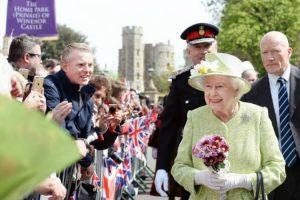 Este 21 de abril la soberana cumplió sus 90 años. Foto:AP. Imagen Por: