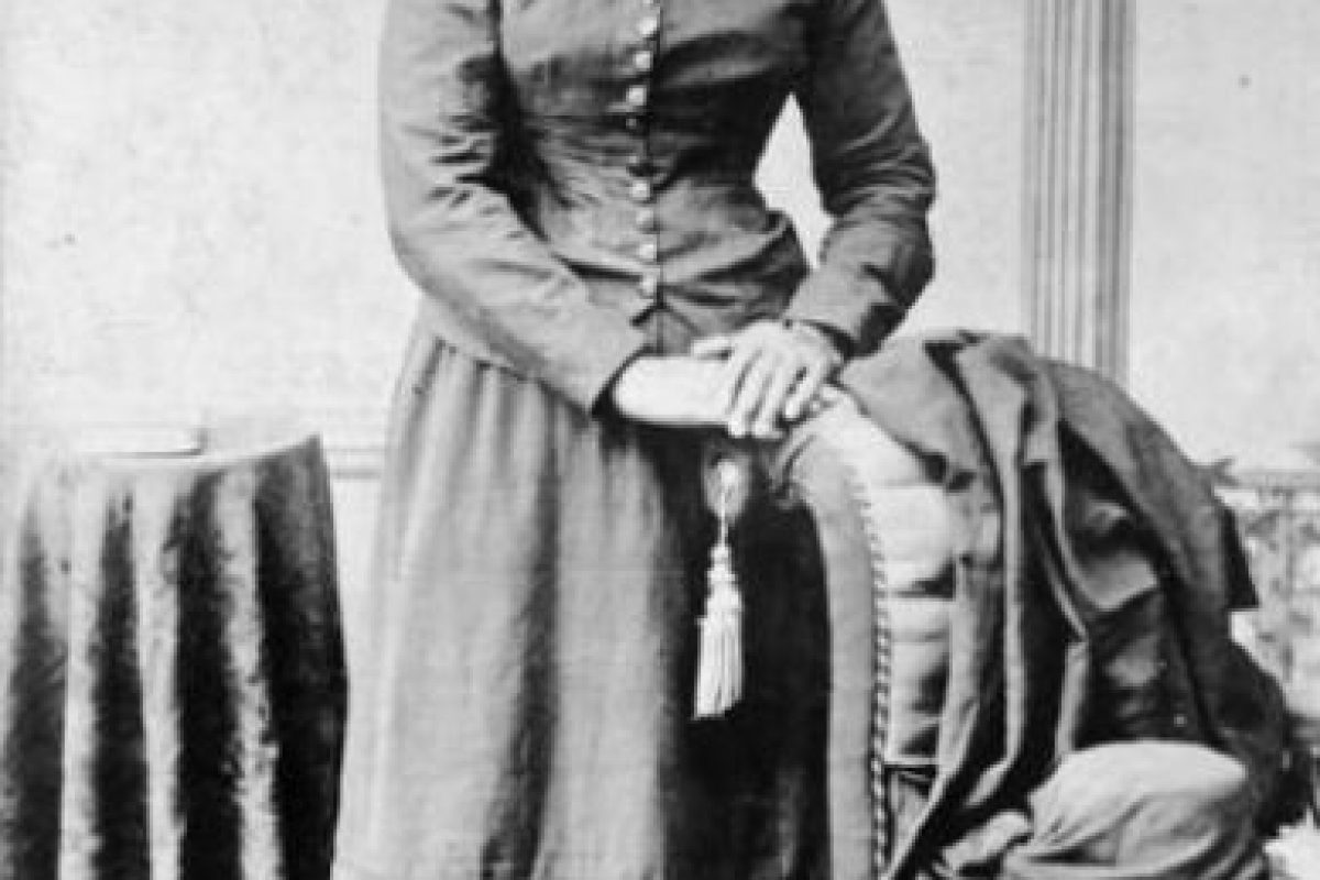 Era una mujer que escapó de la esclavitud en el Sur de Estados Unidos. Foto:AP. Imagen Por: