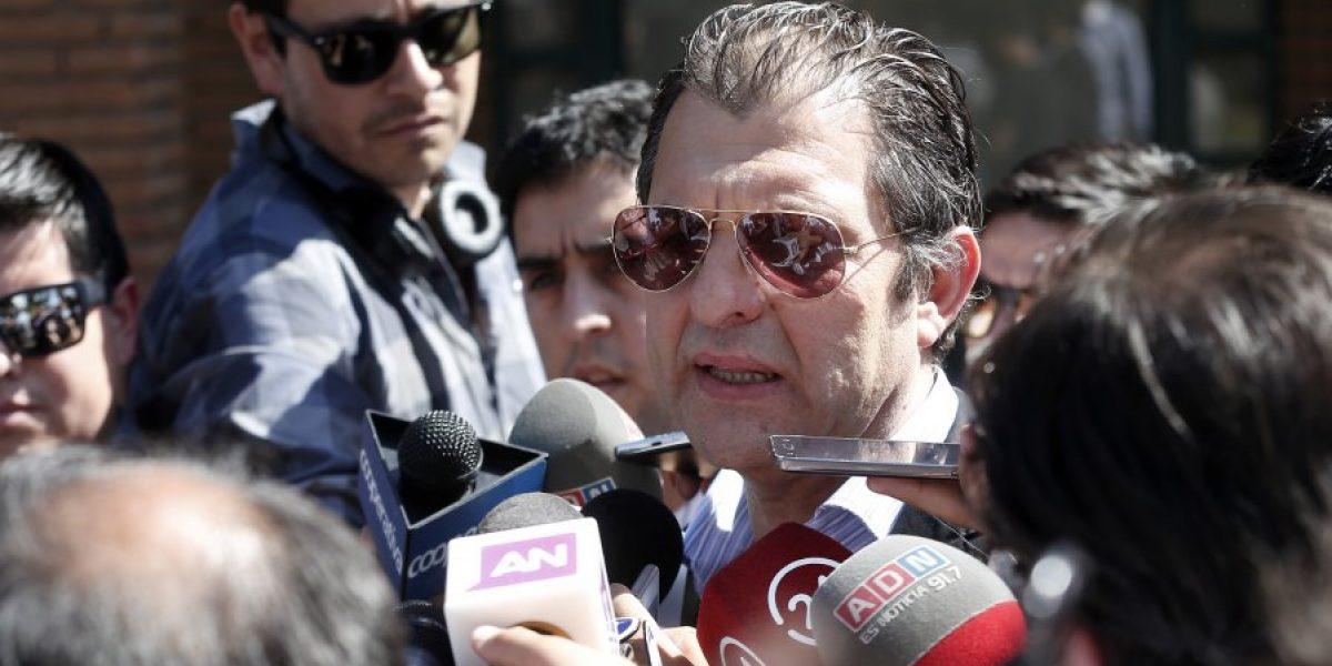 Aníbal Mosa sostuvo reunión con los referentes de Colo Colo en medio de la crisis