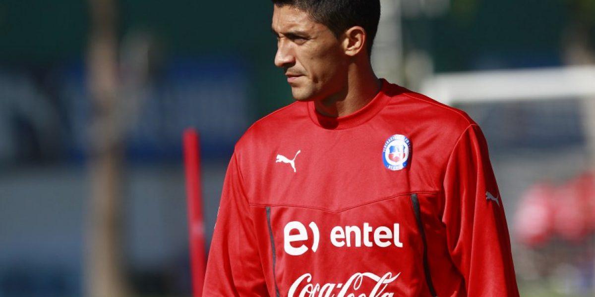 Pedro Pablo Hernández sigue con la mente en La Roja: