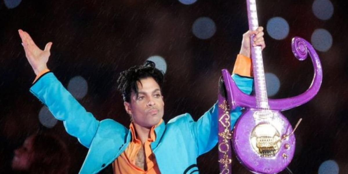 Foto: El extraño tributo de Mike Tyson a Prince